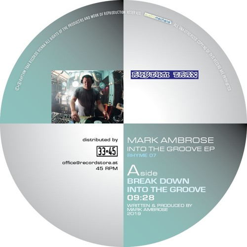 Mark Ambrose - break down into the groove Extended Version