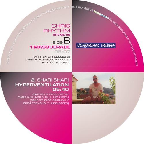 Chris Rhythm - shari shari Hyperventilation RHYTHM TRAX 2018