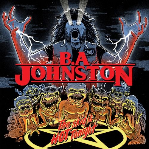 BA Johnston - 03 - We're All Going To Jail (Except Pete, He's Gonna Die)