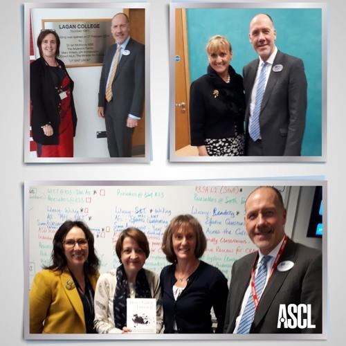 ASCL Leadership Podcast Northern Ireland January 2019
