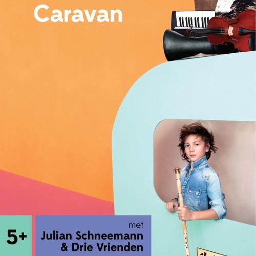 Caravan - Oorkaan - Interview regisseur Robin Coops