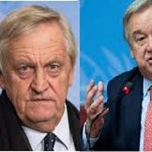 UN Guterres Calls His Envoy Haysom Impolite To Somalia, As Censors Press Which Has Audio