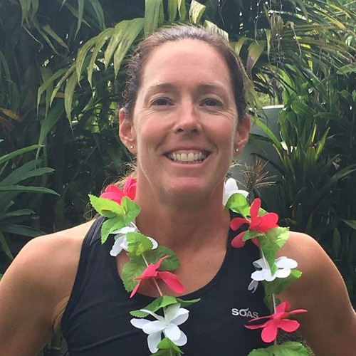 Sara Randolph (Ironman Malaysia 2018)[Kamper 37]