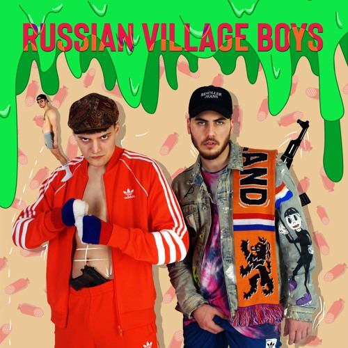 Russian Village Boys - Russian Dutch (LP) 2019