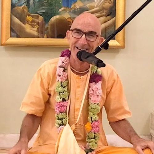 Śrīmad Bhāgavatam class on Fri 18th Jan 2019 by HG Vijay Prabhu 4.19.29-32