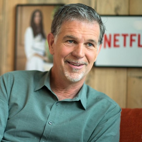 Folge 40: Reed Hastings, how did Netflix survive so many disruptive challenges?