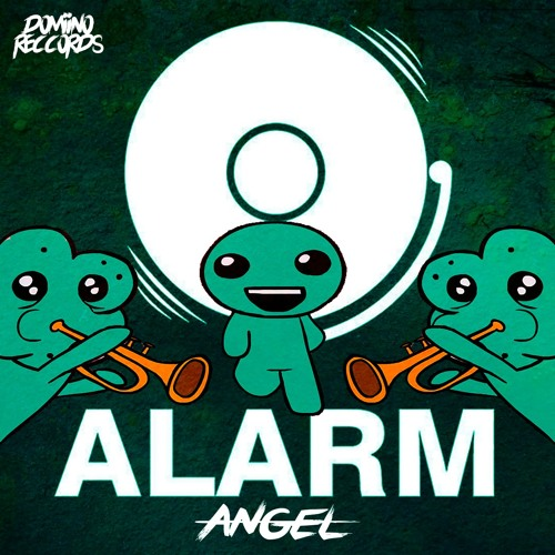 "ANGEL - ALARM   ""Release@ ITUNES"""