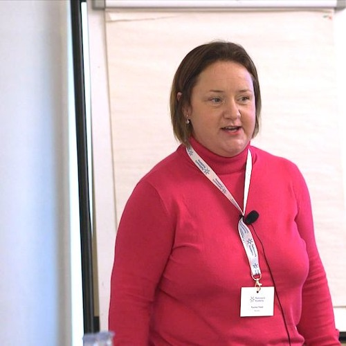Pauline Fitzell: Pragmatic research – making studies deliverable