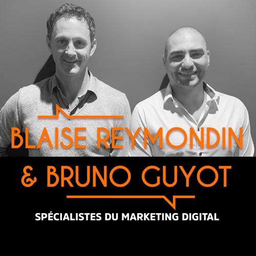Blaise Reymondin & Bruno Guyot, spécialistes en marketing digital