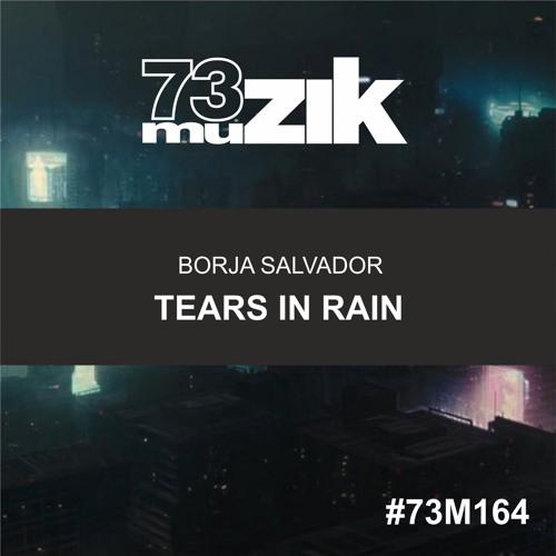 73M164 : Borja Salvador - Tears In Rain (Original Mix)