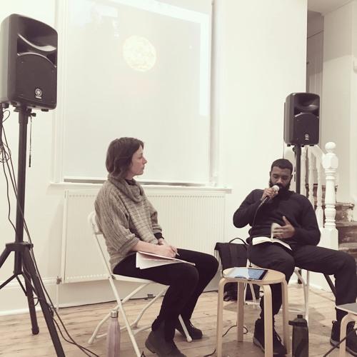 Solidarity: an evening with Joshua Virasami, Tj Demos and Mads Ryle - Part 1 (Tj Demos presentation)