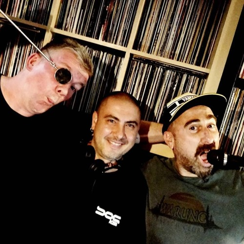 Live Fom Hackney with ThermoBee, D.A.V.E. the Drummer & Marcello Perri (July 2018)