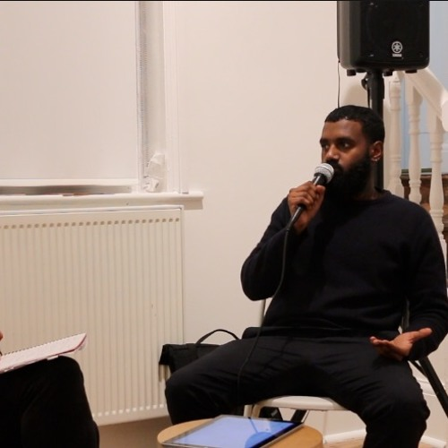 Solidarity: an evening with Joshua Virasami, Tj Demos and Mads Ryle - Part 3
