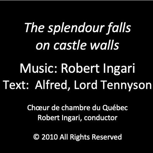 The Splendour Falls on Castle Walls (Choeur de chambre du Québec) © R Ingari 2016