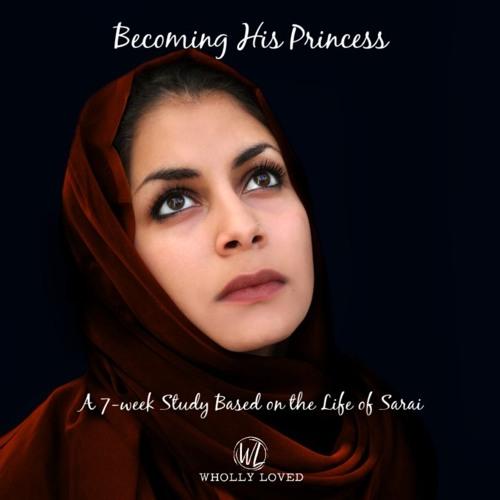 Becoming His Princess Week Three- Remaining Faithful Through Discouragement