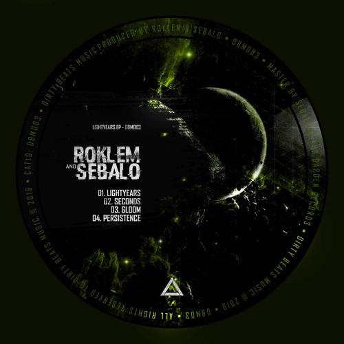 DBM003 - Roklem & Sebalo - Lightyears EP (OUT NOW)