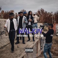 Walkin' feat. Vee8 & SB LilRod