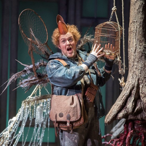 The Magic Flute: Aria 'I'm sure that there could never be' (Papageno)