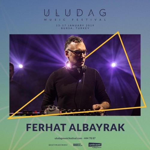 Ferhat Albayrak Live at Uludag Electronic Festival 14.01.19