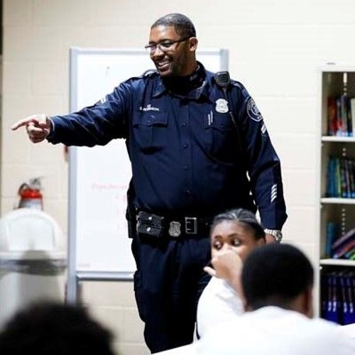 Building Bridges Through Basketball Detroit: Officer Danyell Robinson, Detroit PD