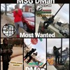 MSG DMan ft lil kxm - most wanted DMan