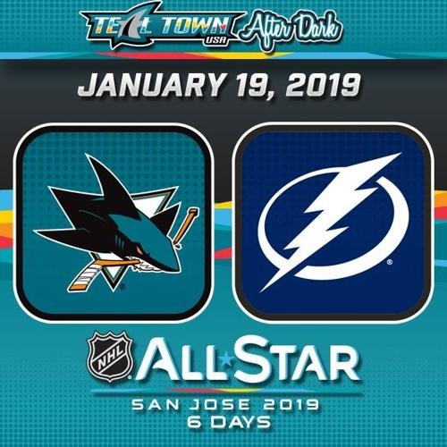 Teal Town USA After Dark (Postgame) - San Jose Sharks @ Tampa Bay Lightning - 1-19-2019