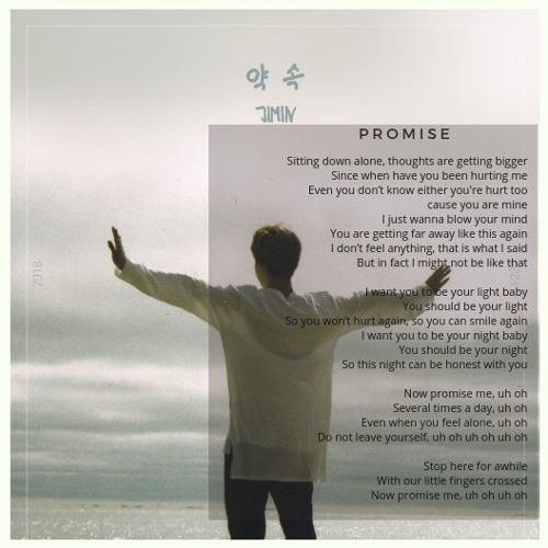 Jimin Promise Mp3 Download