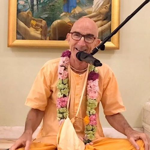 Śrīmad Bhāgavatam class on Sat 19th Jan 2019 by HG Vijay Prabhu 4.19.33-34