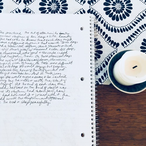 Virtual Retreat: Writing into the Rhythms of the New Year