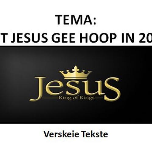 Net Jesus gee hoop in 2019
