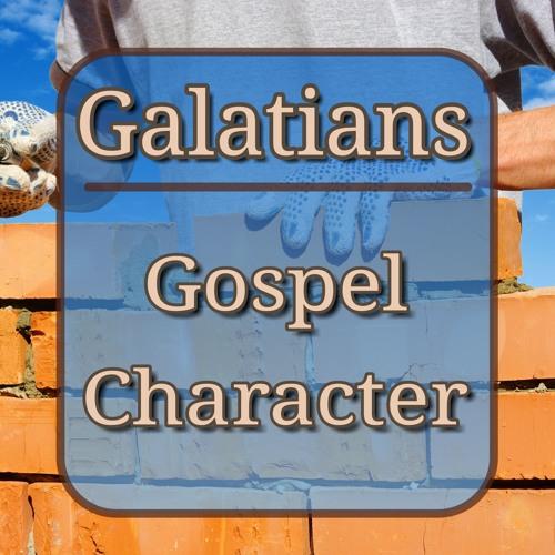 Gospel Character (preacher: Keith Cooper)