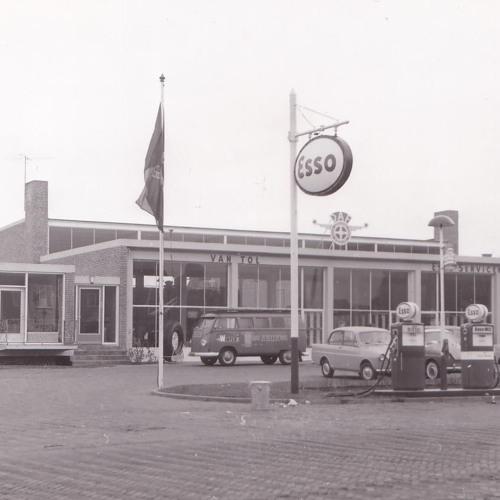 Audio Opening DAF - Garage Poeldijk Dec 1959