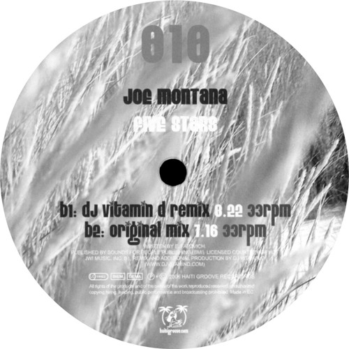 five stars (dj vitamin d remix)haiti groove rec. 2006