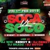 Download Soca VS Soco Promo Mix | Soca & Dancehall - Mixed By @_DJRemzy Mp3