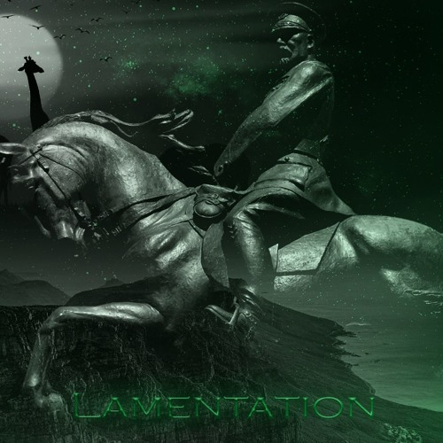 Faeros - Lamentation Cover