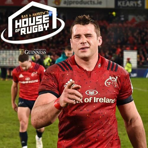 Episode 15 - Doug Howlett interview, true Munster grit and Leinster face Ulster