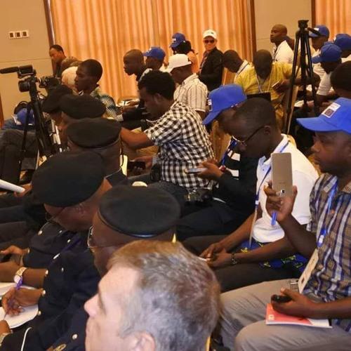Reportage sur la Conférence Bilan du PARSS -Radio nationale