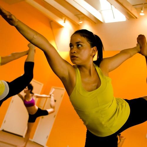 Beginner Hot Yoga