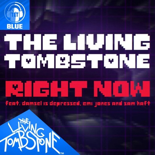 Right Now [Blue Version] (Instrumental) - The Living