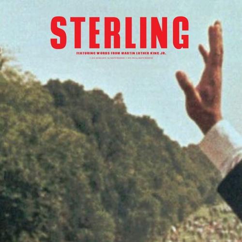 Sterling. (Feat. MLK Jr.) (Prod. Brio.)