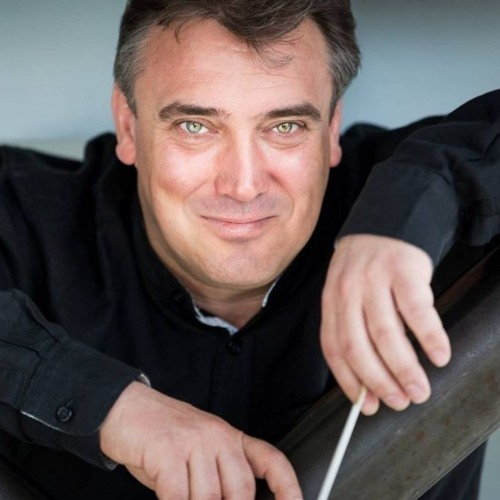 Interview with Jaime Martín, new Chief Conductor of the RTÉ NSO, on Arena, RTE Radio 1.