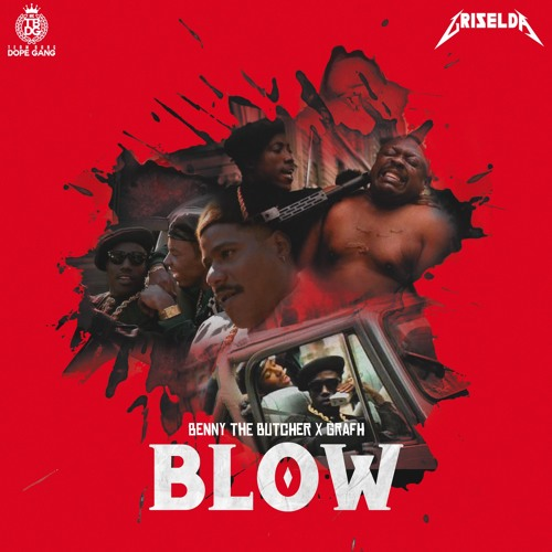 """Benny the Butcher x Grafh """"BLOW"""" Produced by: DJ Shay"""