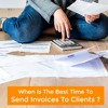When Is The Best Time To Send Invoices To Clients