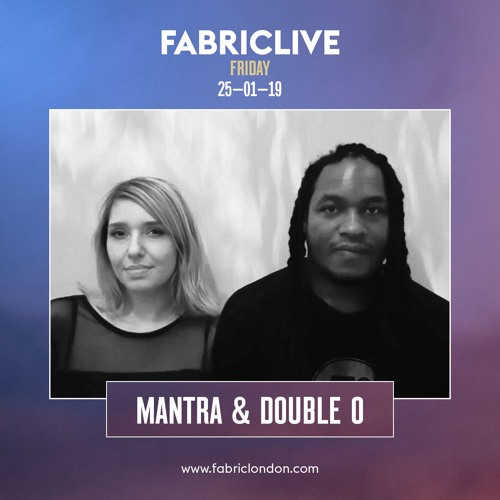Mantra & Double O FABRICLIVE x Rupture '91-'97 Old Skool Promo Mix