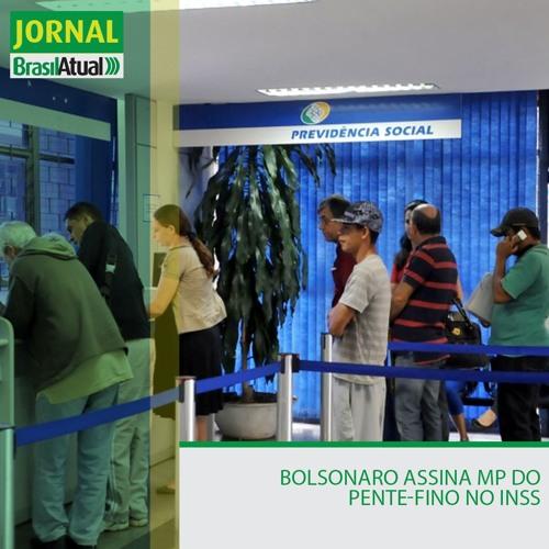 Bolsonaro assina MP do pente-fino no INSS