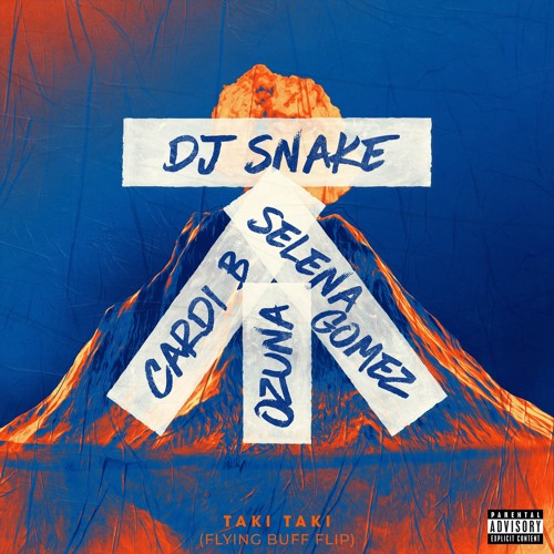 Dj Snake - Taki Taki (Flying Buff Flip) [PRO BAILE VIRA RAVE]