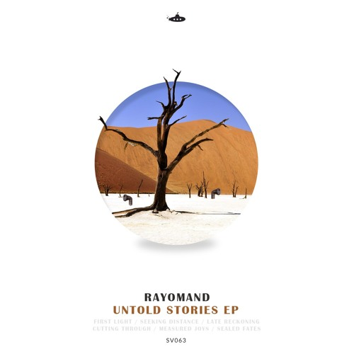 OUT NOW: Rayomand - Untold Stories EP