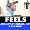 Calvin Harris - FEELS - ft. Pharrell, Katy Perry & Big Sean (Rooky Cover)