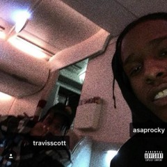 Praise The Lord X Uber Everywhere (A$AP Rocky & Travis Scott Mix)