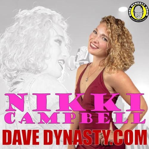 EP119 Nikki Campbell